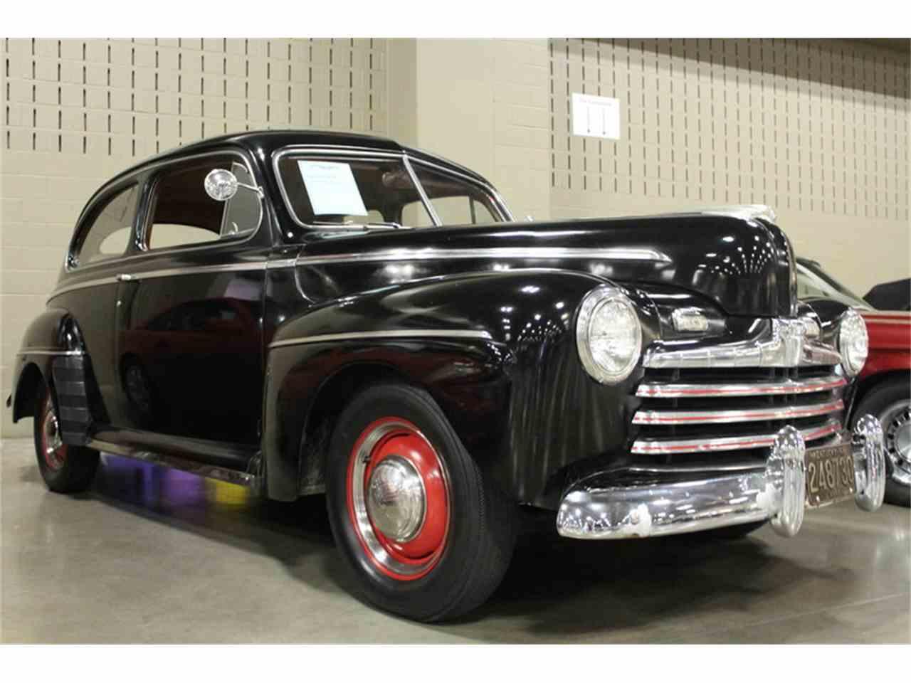 1946 ford deluxe for sale cc 1076098. Black Bedroom Furniture Sets. Home Design Ideas