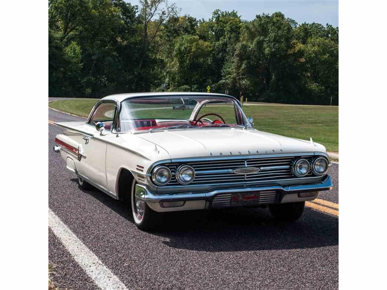 1960 chevrolet impala for sale cc 1070061. Black Bedroom Furniture Sets. Home Design Ideas