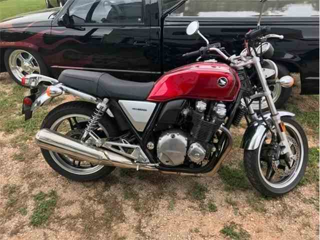 Picture of '13 CB1100 Motorcycle - N2DB