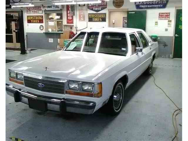 Picture of '88 Crown Victoria - N2DF