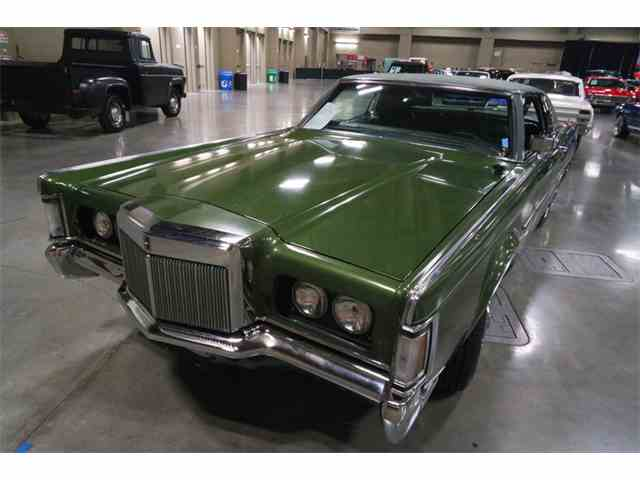 Picture of '71 Continental Mark III - N2DG