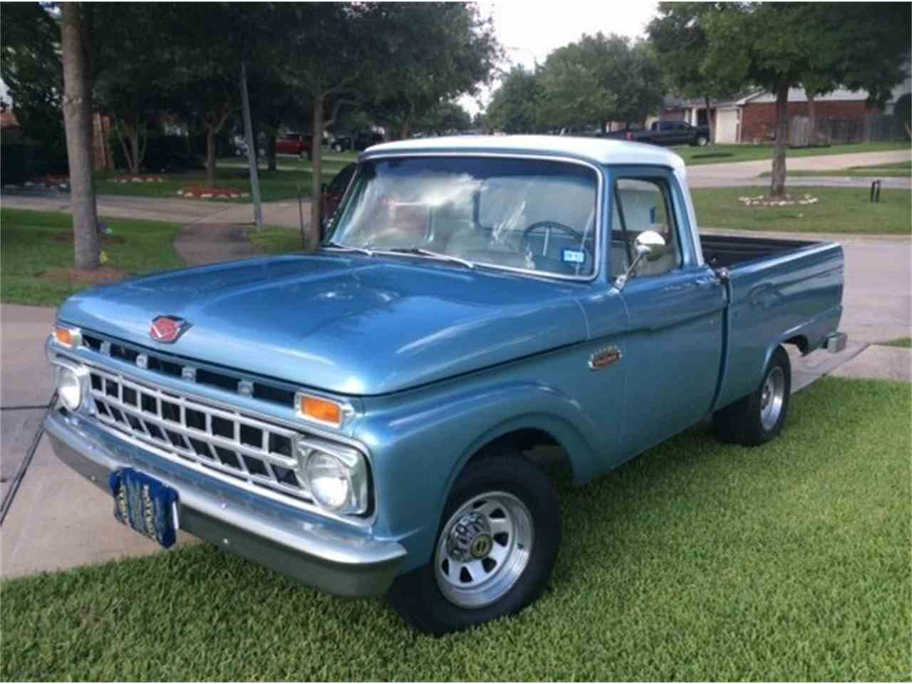 1965 ford f100 for sale cc 1076173. Black Bedroom Furniture Sets. Home Design Ideas
