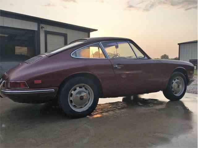 Picture of 1968 911 located in Texas Auction Vehicle Offered by Dan Kruse Classics - N2EK