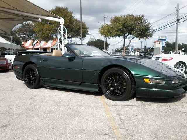 Picture of '96 Corvette - N2EY