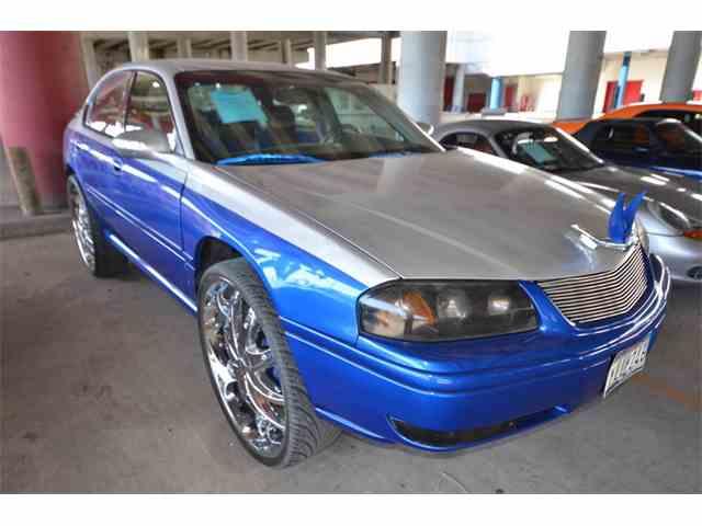 Picture of '01 Impala - N2FA