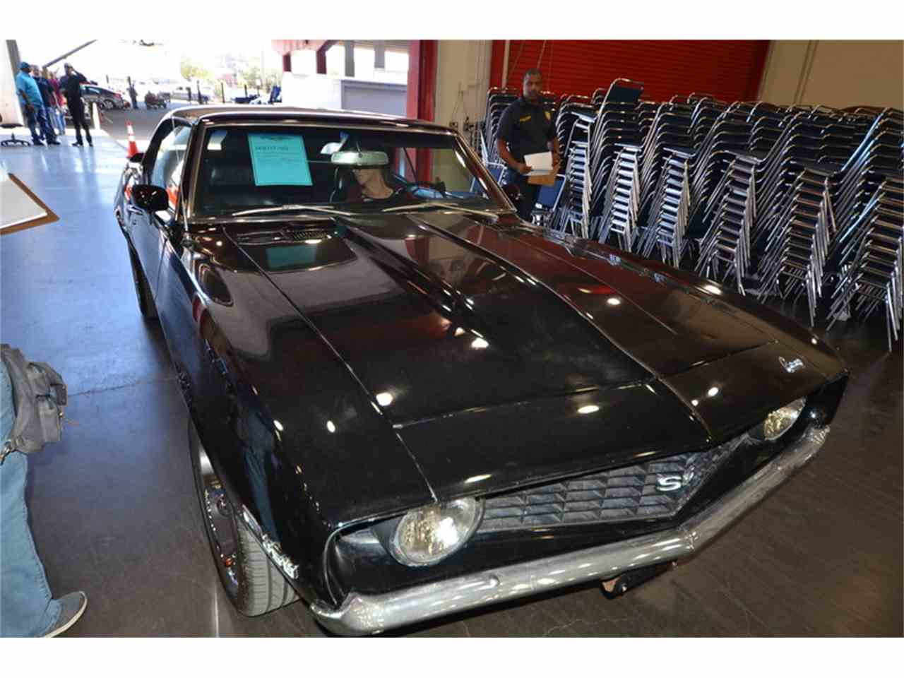 1969 chevrolet camaro super sport for sale cc 1076231. Black Bedroom Furniture Sets. Home Design Ideas