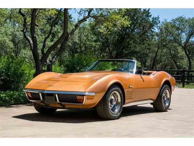 Picture of '72 Corvette - N2FG