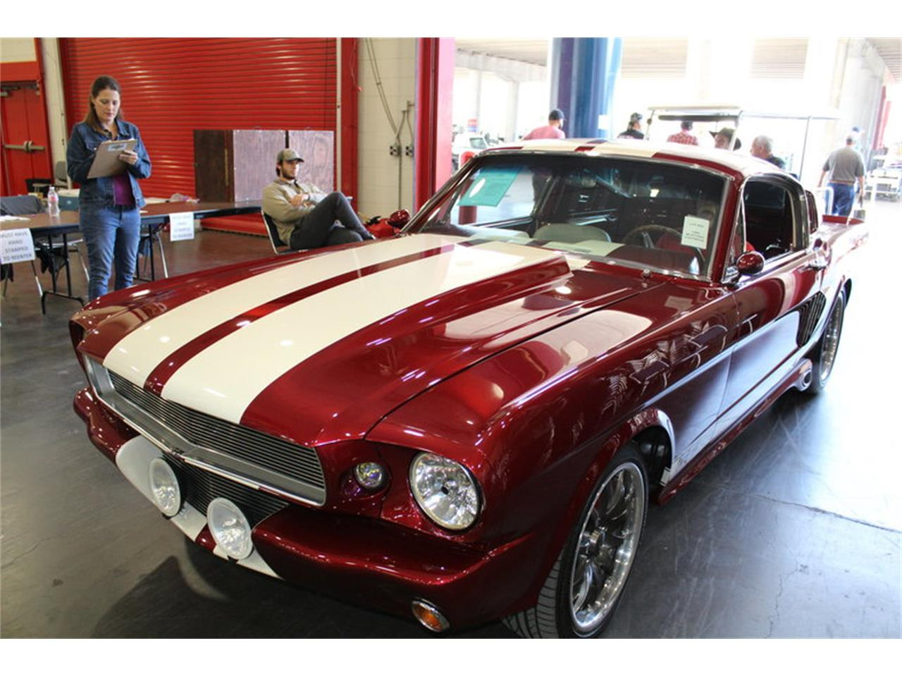 1966 Ford Mustang Gt350 Custom Tribute For Sale