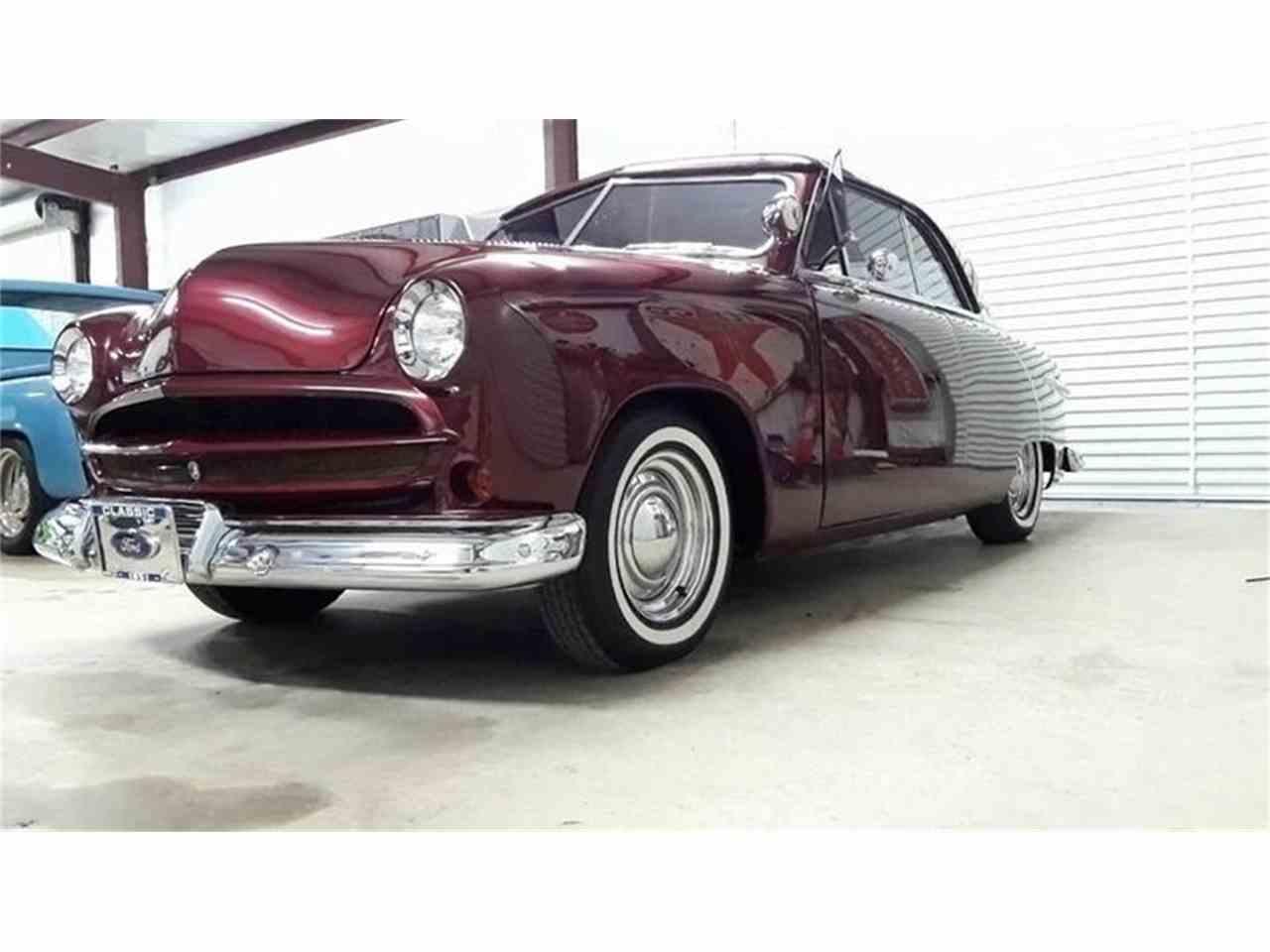 1951 ford crown victoria for sale cc 1076244. Black Bedroom Furniture Sets. Home Design Ideas