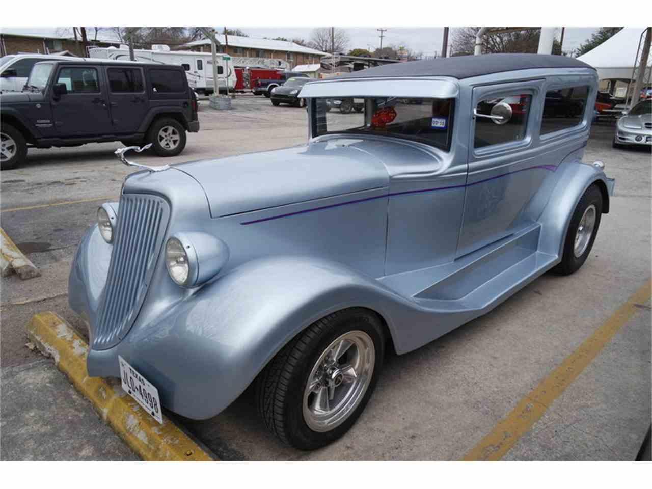 1932 chevrolet custom for sale cc 1076262. Black Bedroom Furniture Sets. Home Design Ideas