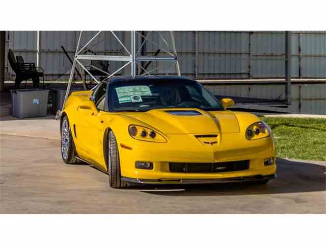 Picture of '10 Corvette ZR1 - N2GA