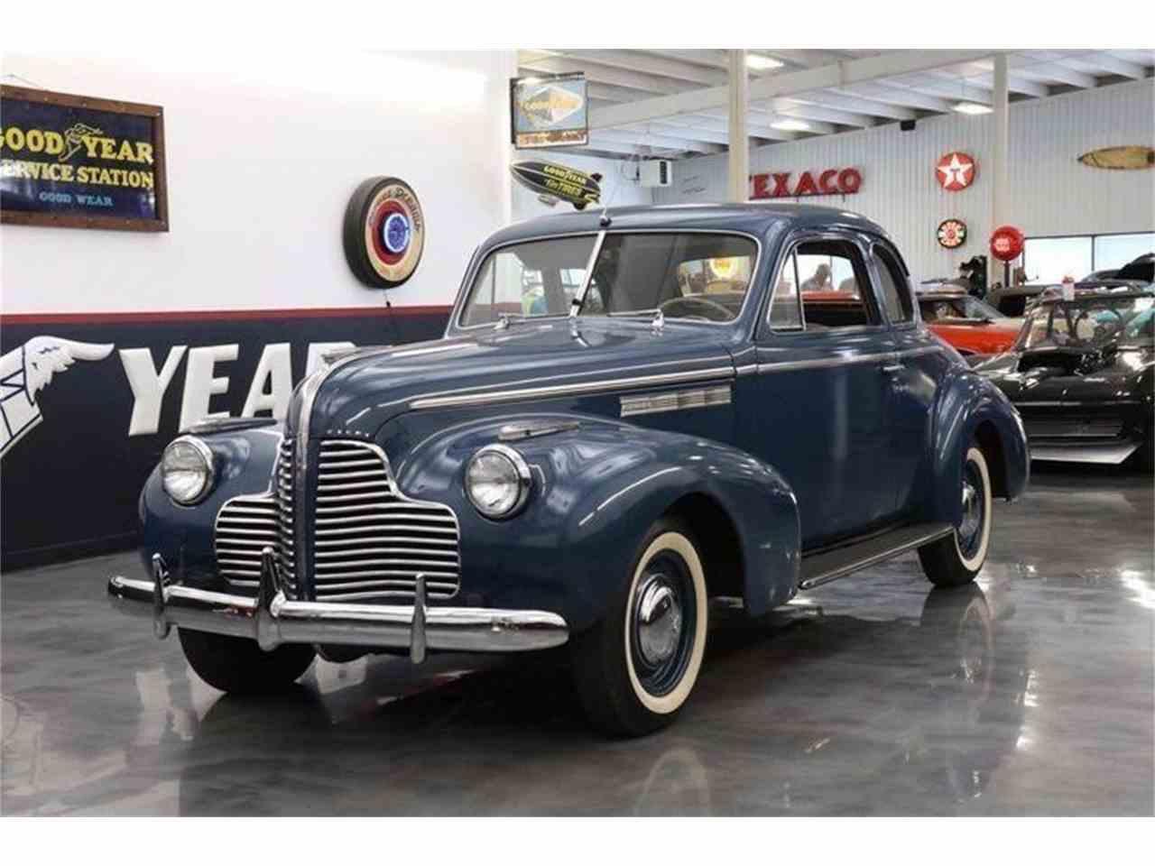 1940 buick model 46 special business for sale cc 1076269. Black Bedroom Furniture Sets. Home Design Ideas