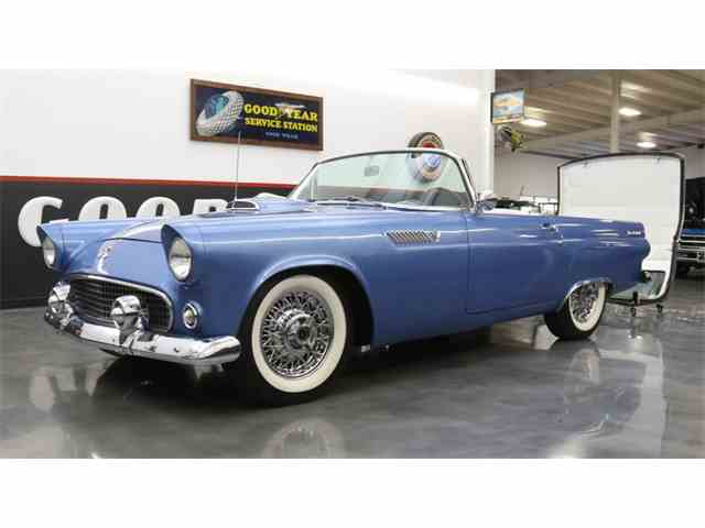 Picture of Classic 1955 Ford Thunderbird located in Texas Auction Vehicle Offered by Dan Kruse Classics - N2GF