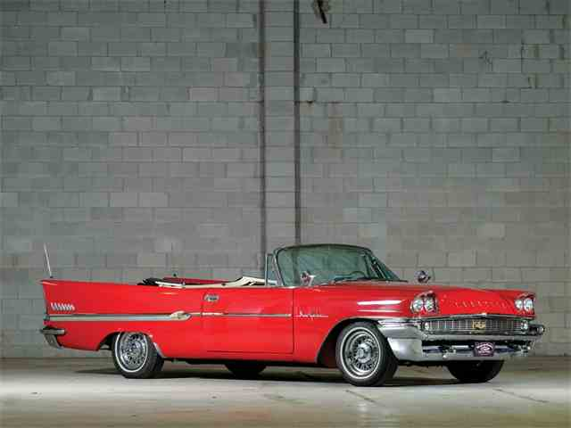 Picture of '58 New Yorker Convertible - MY3O