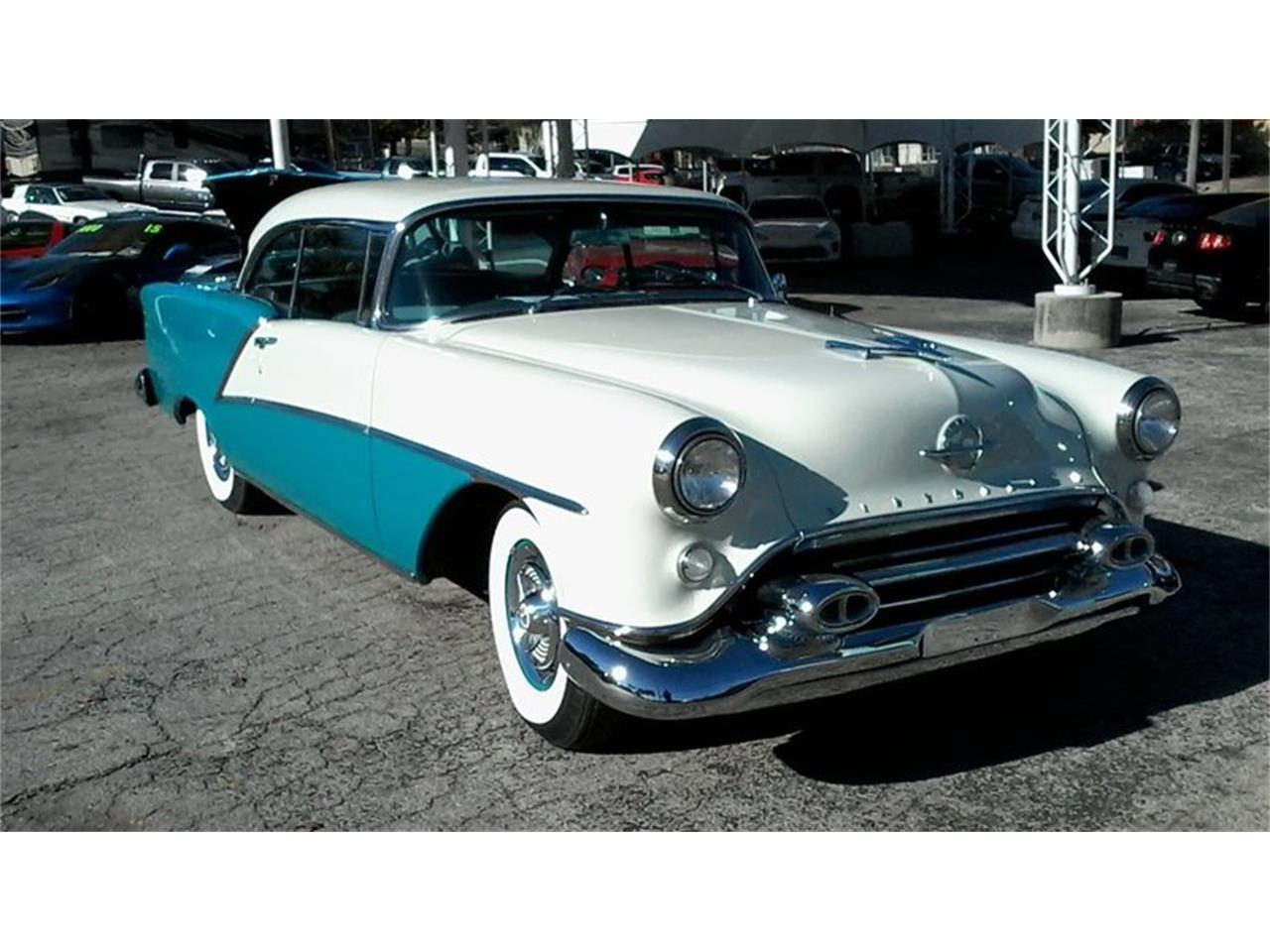 1954 oldsmobile ninety eight holiday for sale cc 1076281. Black Bedroom Furniture Sets. Home Design Ideas
