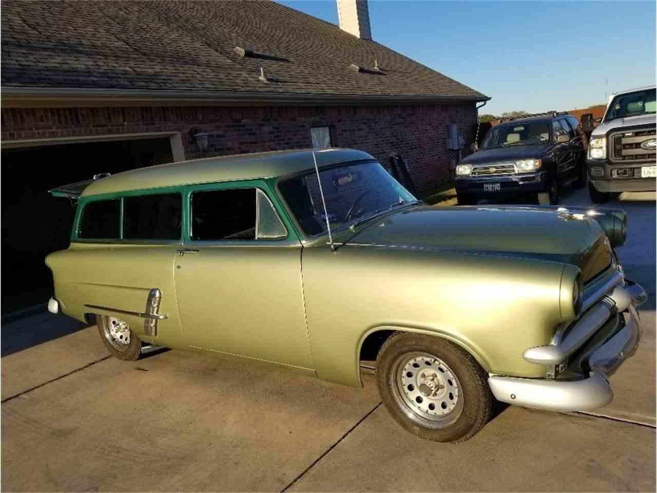 1953 ford mainline for sale cc 1076285. Black Bedroom Furniture Sets. Home Design Ideas