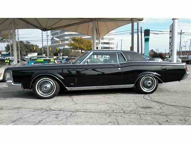 1969 lincoln continental mark iii for sale. Black Bedroom Furniture Sets. Home Design Ideas