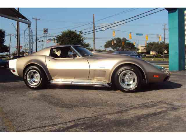 Picture of Classic '73 Chevrolet Corvette Stingray Baldwin Motion Tribute located in San Antonio Texas - N2H2