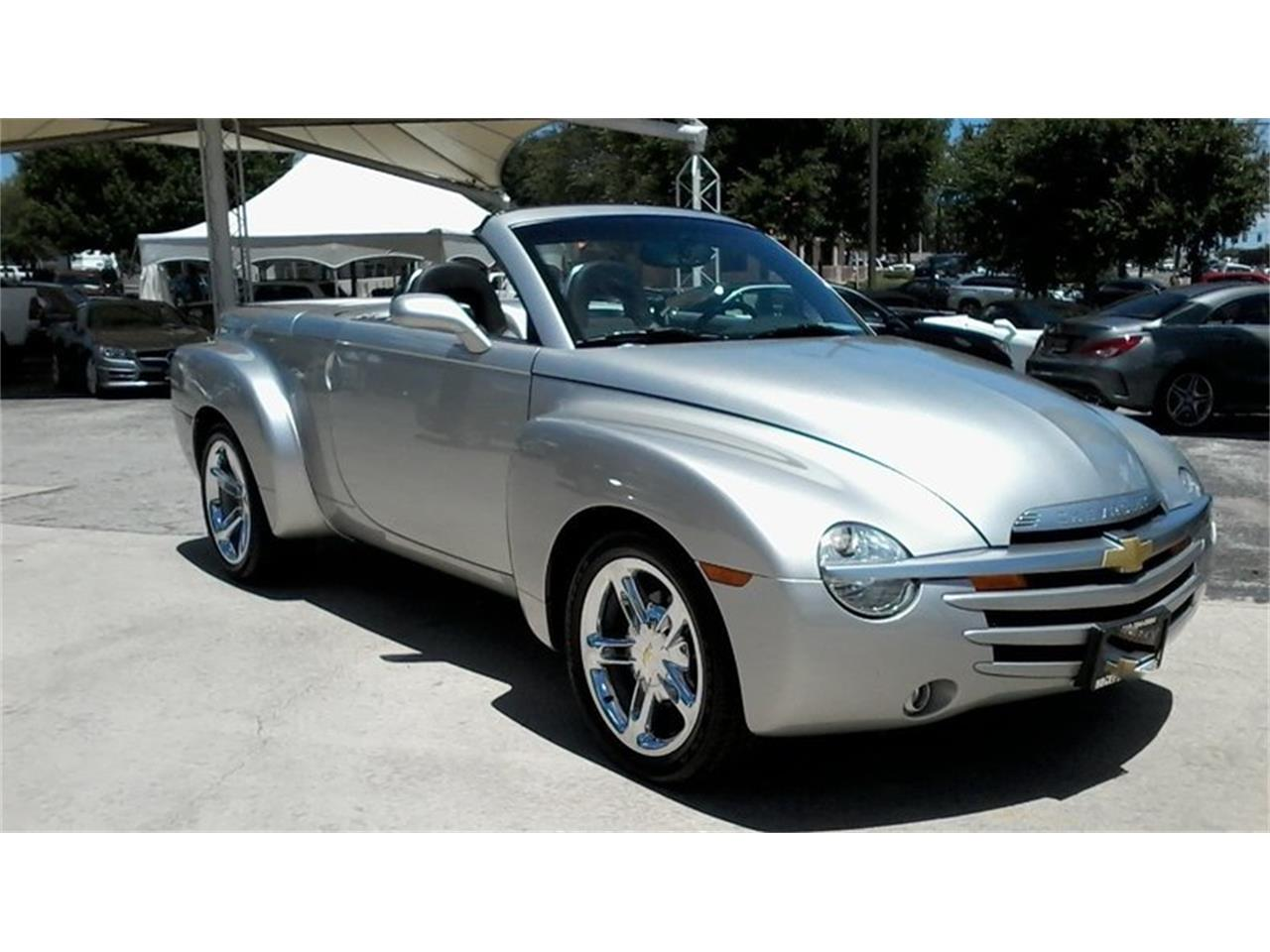 2005 Chevrolet Ssr For Sale Classiccars Com Cc 1076297