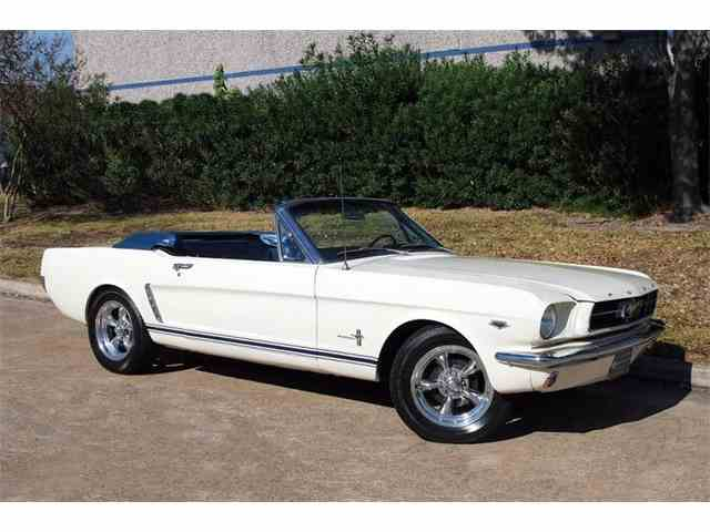 Picture of '65 Mustang - N2H6
