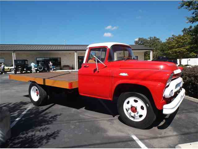 Picture of '59 3500 1.5 Ton Flatbed - N2H8