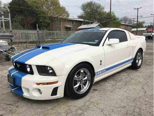 Picture of '06 Ford Mustang GT Shelby GT500 Tribute located in Texas Auction Vehicle Offered by Dan Kruse Classics - N2HD