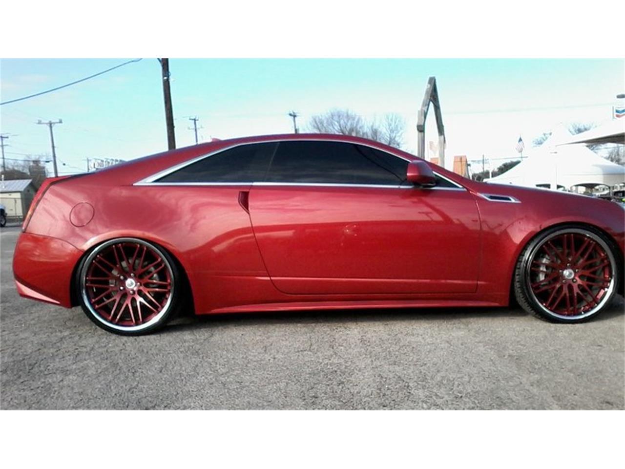 2012 Cadillac Cts Custom For Sale