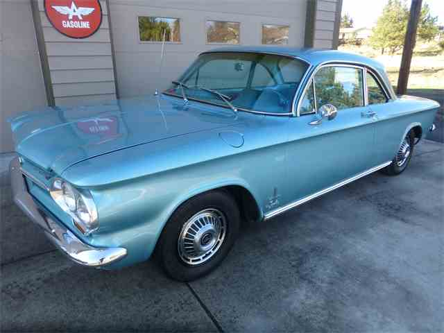 Picture of '63 Corvair Monza - N2HG