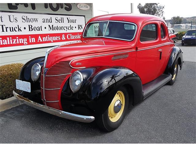 Picture of '39 Business Coupe - N2HQ