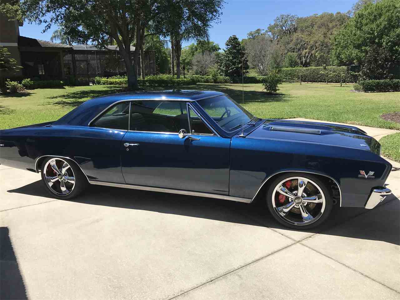 Large Picture of '67 Chevelle - N2HU