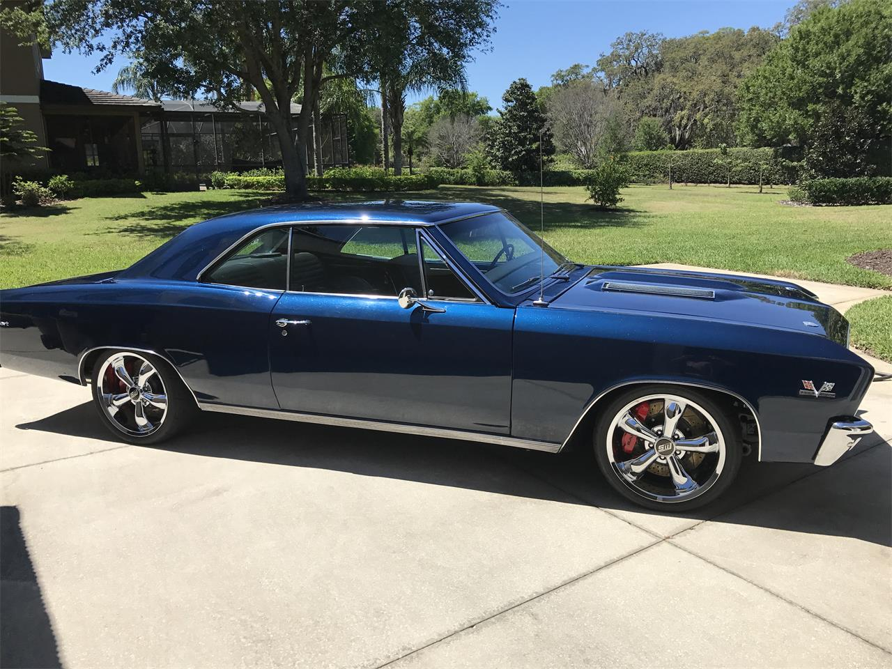Large Picture of '67 Chevrolet Chevelle located in Windermere Florida - N2HU
