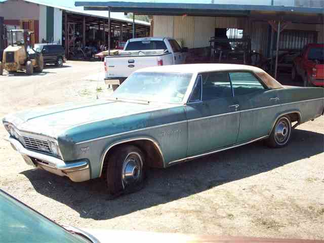 Picture of 1966 Chevrolet Impala - $1,995.00 Offered by  - N2HW