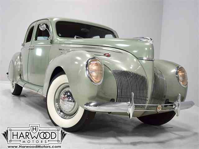 Picture of '39 Zephyr - N2I8