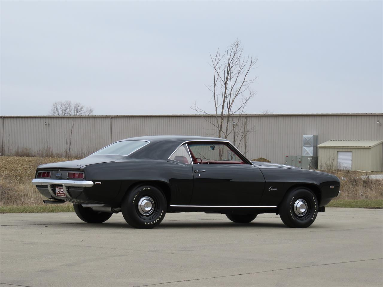 Large Picture of Classic 1969 Camaro Offered by Earlywine Auctions - N2IC