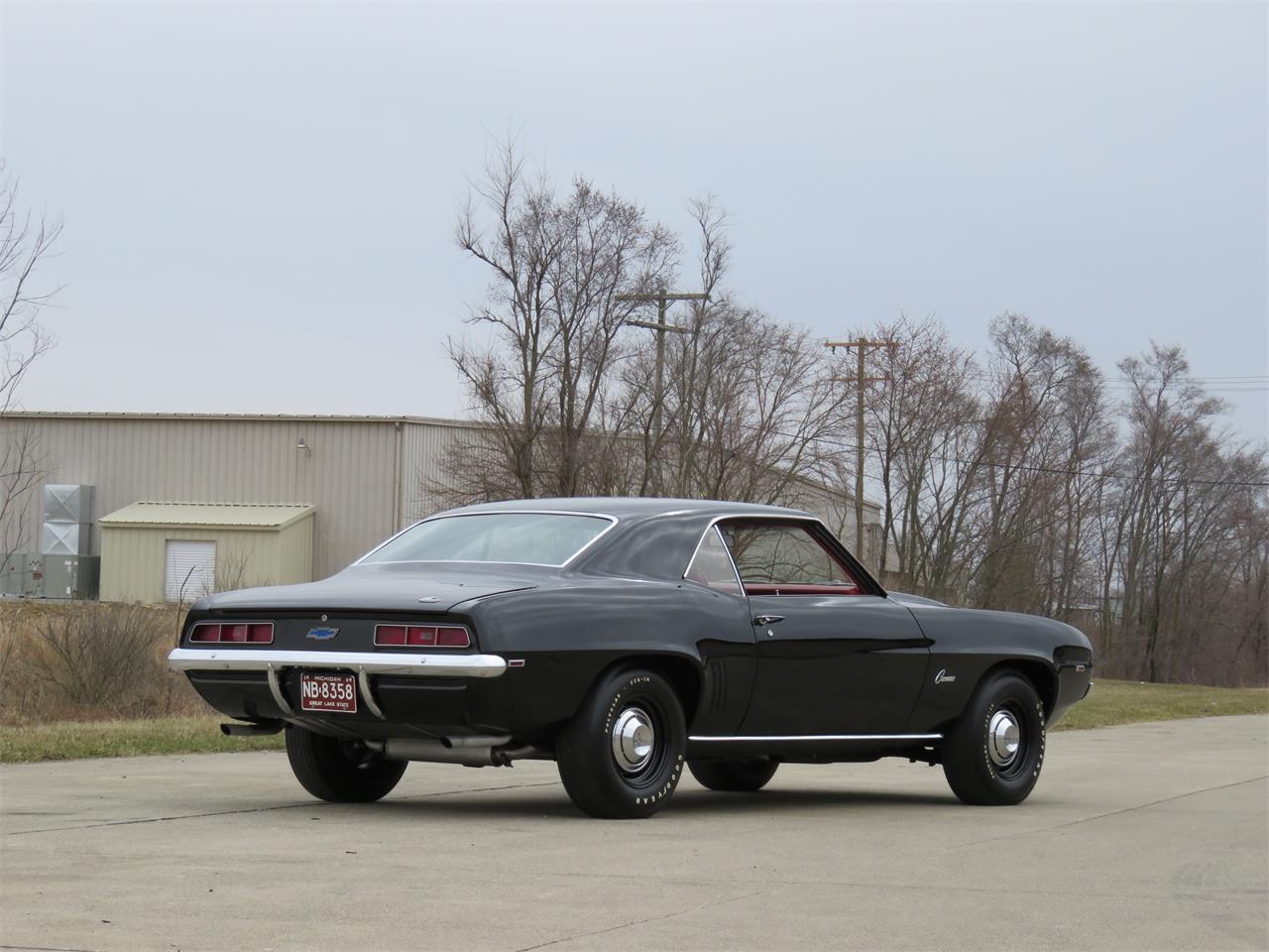 Large Picture of 1969 Camaro Auction Vehicle Offered by Earlywine Auctions - N2IC