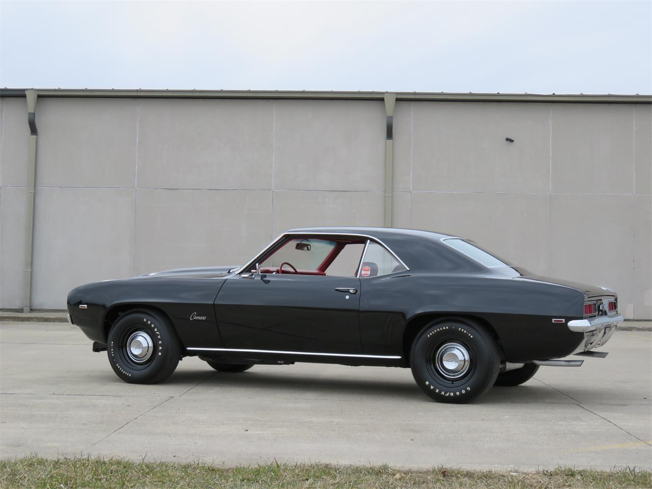 Large Picture of 1969 Chevrolet Camaro located in Kokomo Indiana Offered by Earlywine Auctions - N2IC