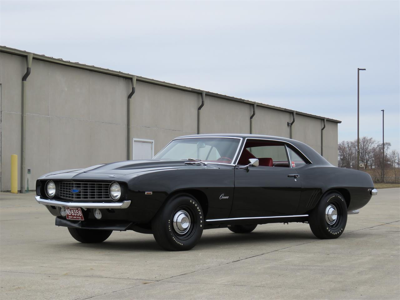 Large Picture of Classic 1969 Camaro Auction Vehicle - N2IC
