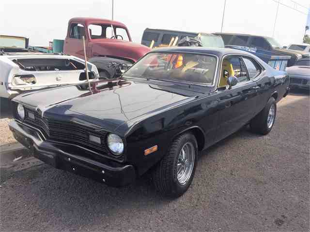 Picture of 1974 Duster located in Arizona Auction Vehicle Offered by Elite Classic Auctions, LLC - N2IS