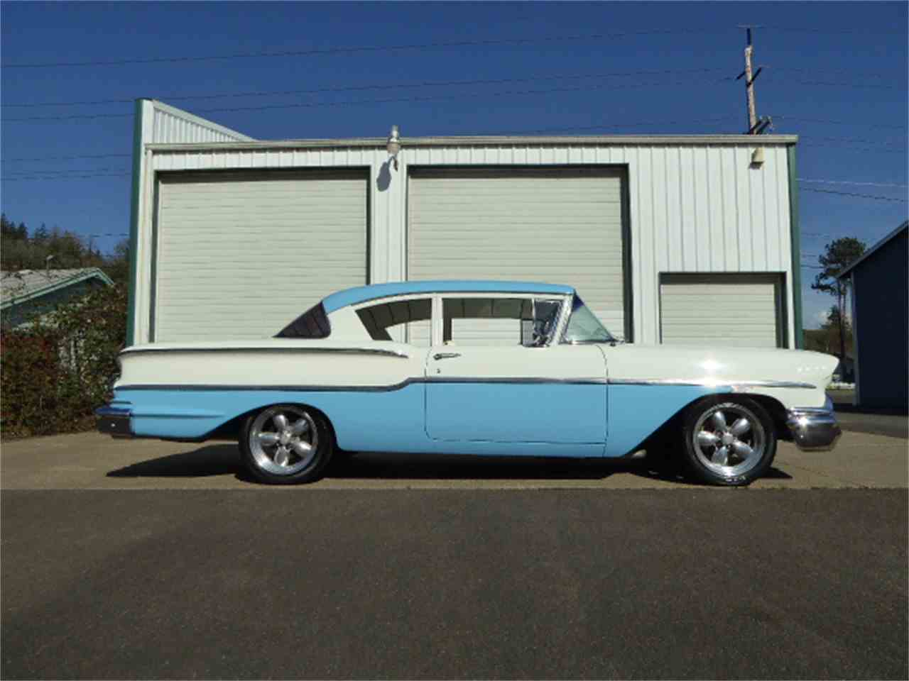 1958 Chevrolet Del Ray for Sale | ClassicCars.com | CC-1076366
