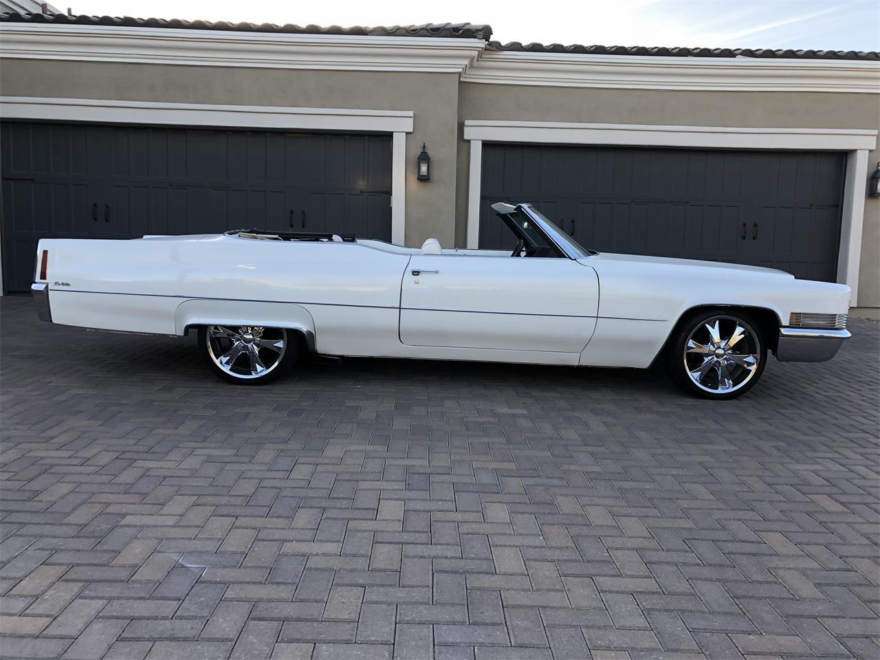 Large Picture of 1970 DeVille - N2JC