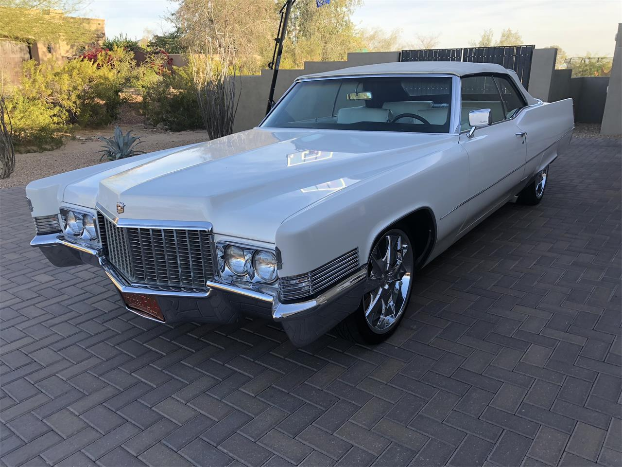 Large Picture of Classic 1970 DeVille - N2JC