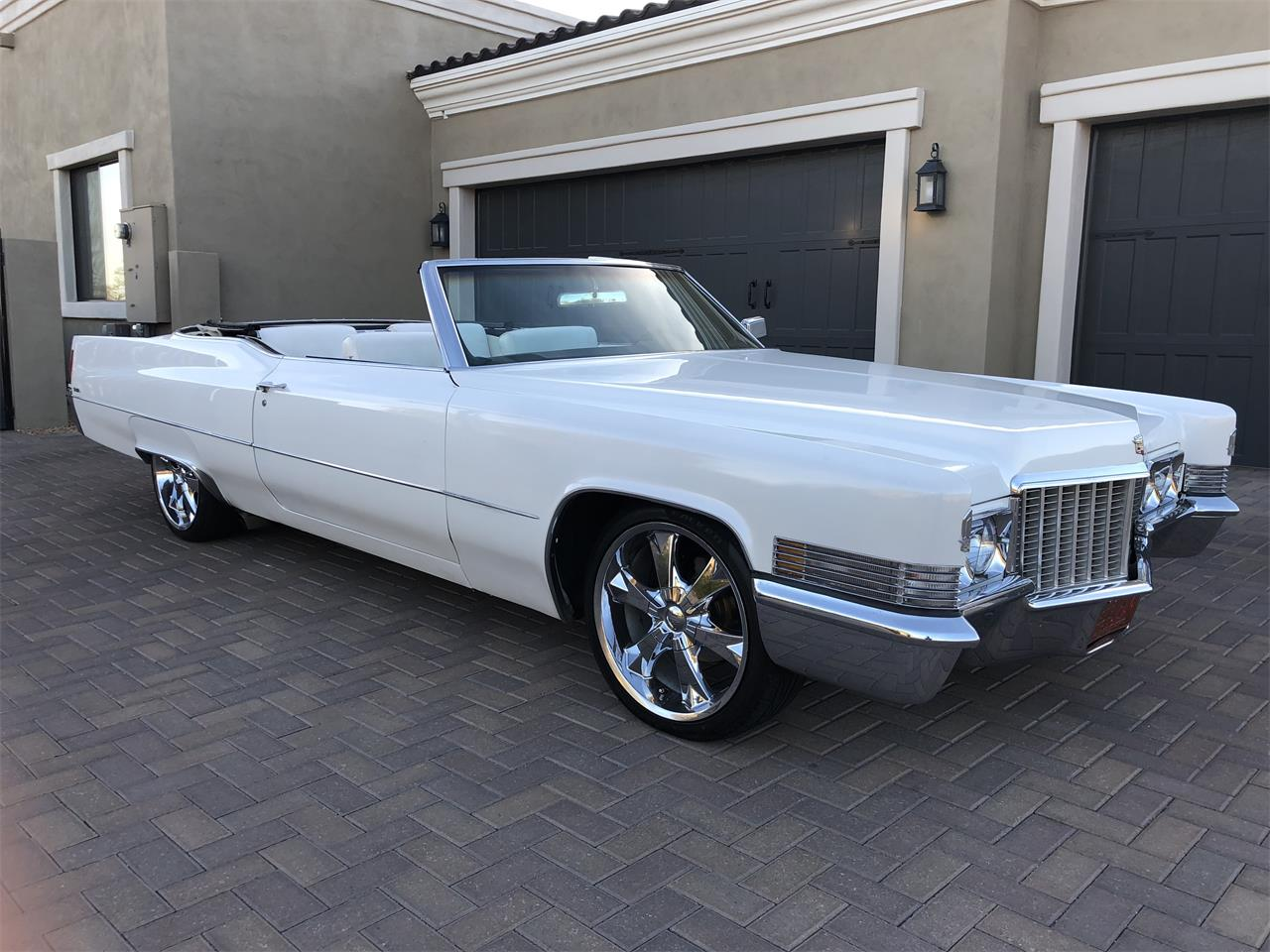 Large Picture of Classic 1970 Cadillac DeVille located in Arizona Offered by a Private Seller - N2JC