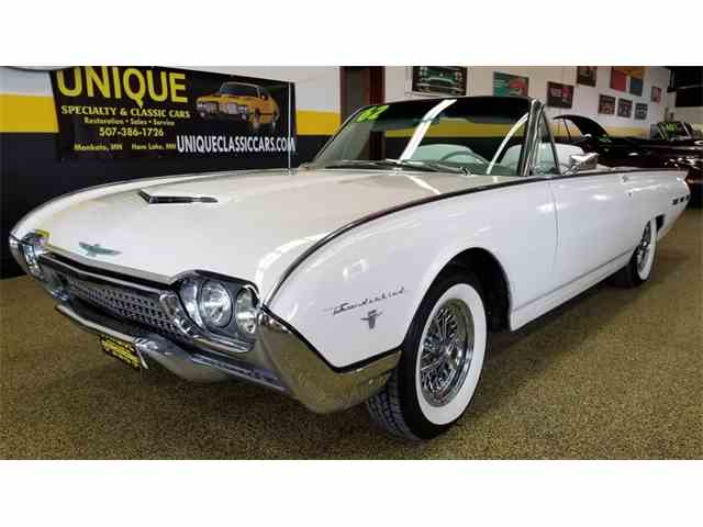 Picture of '62 Thunderbird    Convertible - N2K7