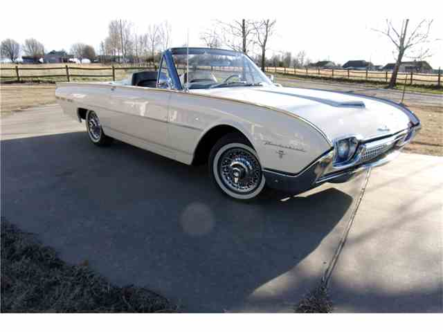Picture of '62 Thunderbird - N2KV