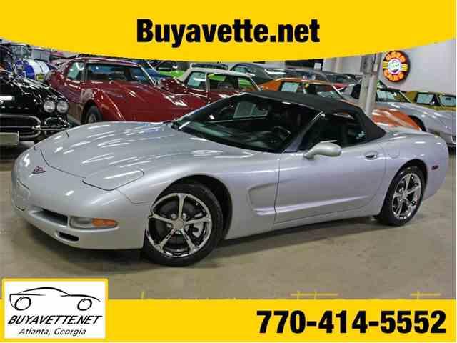 Picture of 1999 Chevrolet Corvette - N2LG