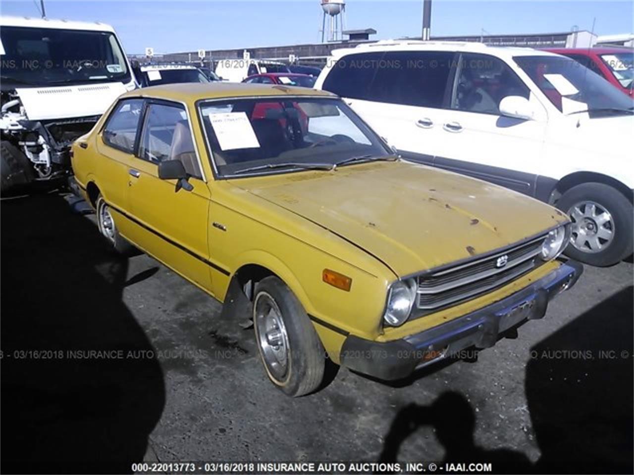 Toyota Dealers In Az >> 1977 Toyota Corolla for Sale   ClassicCars.com   CC-1076456