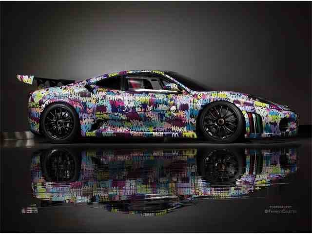 "Picture of '08 F430 Challenge ""Art Car"" - MY46"