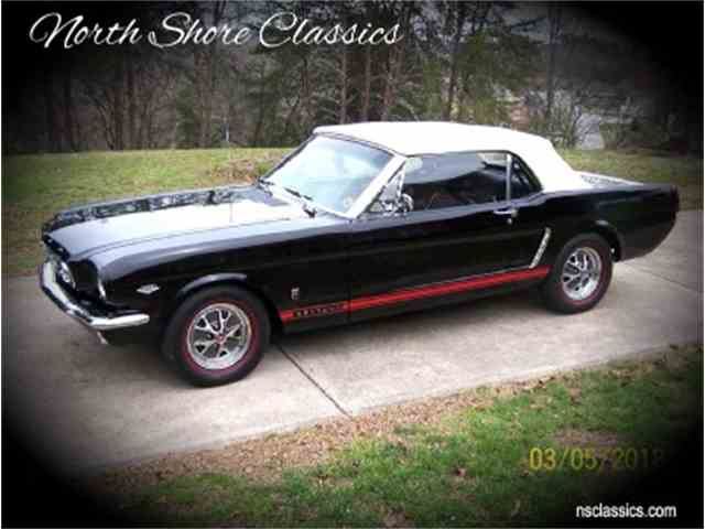 Picture of '64 Mustang - N2LR