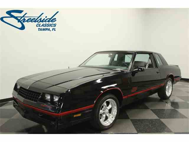 Picture of '87 Monte Carlo SS Aerocoupe located in Lutz Florida - $13,995.00 Offered by  - N2M0