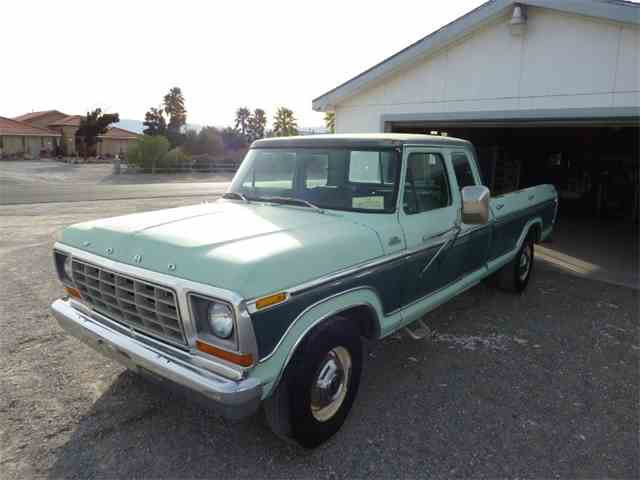 Picture of '78 F250 - N2M7